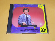 American Bandstand's Greatest Hits Of The Century 80's 2 CD Set-UNPLAYED