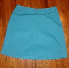 "Adidas ""Clima Cool"" Tennis/Golf Skort BLUE Women's Size 4"