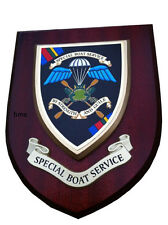 SBS Military Wall Plaque Special Boat Service Old Style