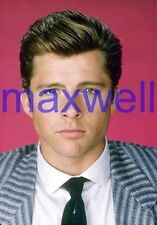 MAXWELL CAULFIELD #9923,STUDIO PHOTO,closeup,DYNASTY,the colbys,GREASE 2