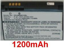 Batterie 1200mAh Pour BLACKBERRY Jennings, Torch 9800 9810, BAT-26483-003 F-S1