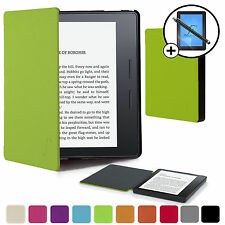 Forefront Carcasas Verde Funda Smart Amazon Kindle Oasis Protector De Pantalla