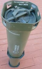 SET OF TWO US MILITARY STEEL AMMO CONTAINER WATER & AIR TIGHT - PREPPERS