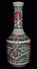 Vintage METAXA Hand Made Porcelain Empty Brandy Bottle Made in Greece Decanter