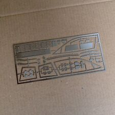 Trémonia METAL photoetch transkit for Ferrari 512 testarossa by Bburago 1/18