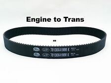 "BDL 8mm 1 5/8"" Primary Belt 138 Tooth BDL-138K For Harley-Davidson"