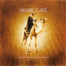 Arabic Cafe, New Music