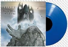 LP DOOGIE WHITE - GRANITE - BLUE VINYL - NUOVO NEW