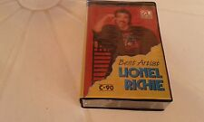 THE BEST OF LIONEL RICHIE INDONESIA CASSETTE TAPE VERY RARE NO LP NO CD