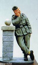 Soldat Allemand découragé - Figurine résine WOLF 1/35 Réf. WAW12