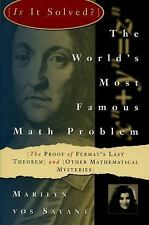 The World's Most Famous Math Problem : The Proof of Fermat's Last Theorem and...