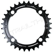 RaceFace Narrow-Wide 32T x 104mm Single Chainring 9/10/11-Speed Ring MTB - Black