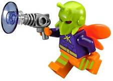 LEGO KILLER MOTH MINIFIGURE DC Super Heroes w/ Gun AUTHENTIC NEW 76054