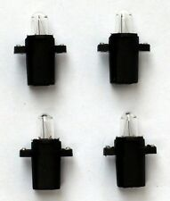 VW Golf Jetta Caddy Mk1 Mk2 DASH LIGHTS BULBS Bulb (Pack of 4)