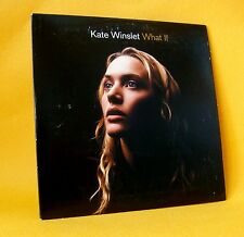 Cardsleeve Single CD Kate Winslet What If 2TR 2001 Pop Vocal, Ballad