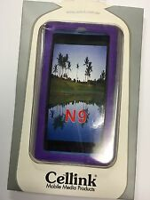 Nokia N9-00 Silicon Case Purple SCC4516PU Brand New Sealed in Original packaging