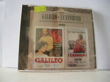 GALILEO+I CANNIBALI - 1 CD - E. MORRICONE - (FF32)