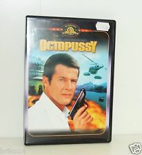 DVD VIDEO OCTOPUSSY