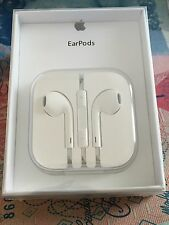 100% Genuine Apple iPhone 5 5s 5c 6 6 PLUS EarPods Cuffie Vivavoce Con Microfono