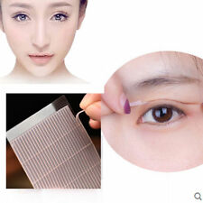 207pcs Invisible Fiber Double Side Adhesive Eyelid Eye Tapes with Scissors UK