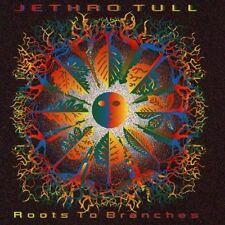 *NEW* CD Album Jethro Tull - Roots to Branches (Mini LP Style Card Case)