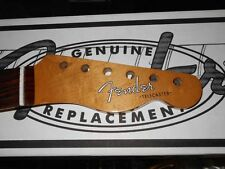 NEW GENUINE FENDER 60S STYLE TELECASTER ROSEWOOD GUITAR NECK TELE