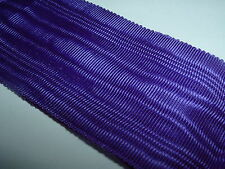 MEDAL RIBBON-GOOD QUALITY FRENCH/FRANCE ORIGINAL SILK ORDER OF ACADEMIC PALMS
