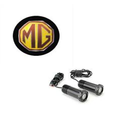 MG TF MGF 5W CREE LED PORTIERA DELL'AUTO PROIETTORE LOGO WELCOME LUCE 1 PAIO