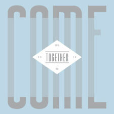 CNBLUE - COME TOGETHER Tour Live Package [LIMITED] + Poster with Tracking no.