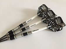 24g V12 90% Tungsten Darts Set, Unicorn Stems, Bulls V12 Engine Flights