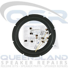 "12"" Foam Surround Repair Kit to suit Rockford Fosgate Speakers (FS ROCKFORD12)"