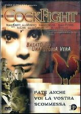 Cockfight DVD SIGILLATO