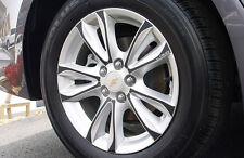 Left Right Carbon Tuning Wheel Sticker 16'' 1Set For 13 Chevy Cruze