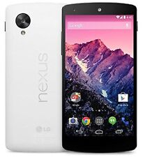 New Unlocked LG Google Nexus 5 D820 32GB GSM QuadCore 4G LTE Smartphone White