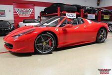 Ferrari : 458 Spider F1