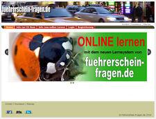 2016/17 Führerschein-Fragen online Lernprogramm Klasse B