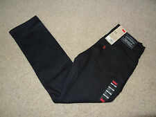 NWT-Levi's 511 Stretch Slim Fit Mens Coated Midnight MFO Jeans Sz 32x32 $68