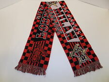 FORZA MILAN CHAMPIONS CAMPIONES SCARF THE BEST! THE WINNERS!