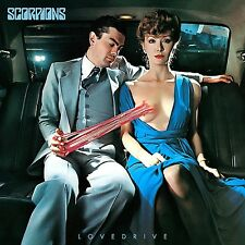 SCORPIONS - LOVEDRIVE (50TH ANNIVERSARY DELUXE EDITION)  CD + DVD NEW+