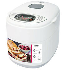 KHIND Bread Maker BM500 Bake& Heat Cakes Yogurt Jam Rapid Knead& Ferment Dough
