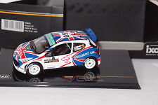 IXO CITROEN DS3 WRC #05 BRAZIL RALLY 2009 1/43