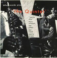 THE QUINTET ~ JAZZ AT THE MASSEY HALL CD ~ GILLESPIE Parker MINGUS Roach POWELL