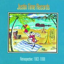 Justin Time Records Retrospective (1983-1998) by Various Artists (CD, Oct-1998,