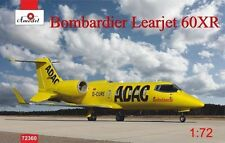 1/72 Amodel Bombardier Learjet 60XR kit # 72360