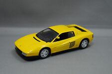 1:43 Ferrari Testa Rossa Diecast