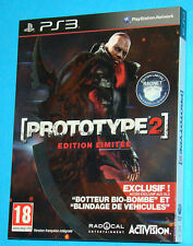 Prototype 2 - Edition Limitee - Sony Playstation 3 PS3 - PAL