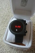 LIP Mach 2000 LED watch by Roger Tallon