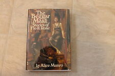 The Beggar Maid (Stories of Flo & Rose) by Alice Munro 1978 HC 1st Ed/1st Printi