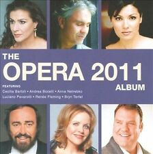 Various Artists: The Opera Album 2011 [2 CD]  Audio CD