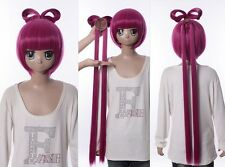 W-572 Magi The Labyrinth of Magic Kougyoku Ren pink 90cm COSPLAY Perücke WIG